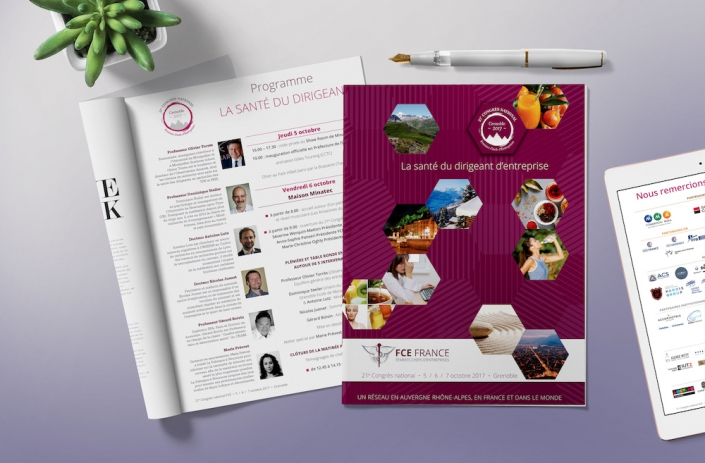 Brochure A4 24 pages
