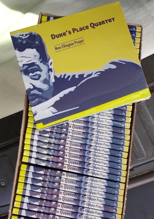 CD Duke's Place Quartet