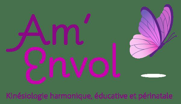 Logo Am'Envol kinésiologie à Thonon-les-Bains